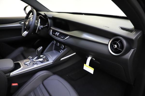 New 2021 Alfa Romeo Stelvio Ti Sport Q4 for sale $56,450 at Maserati of Westport in Westport CT 06880 22
