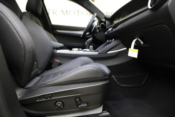 New 2021 Alfa Romeo Stelvio Ti Sport Q4 for sale $56,450 at Maserati of Westport in Westport CT 06880 23