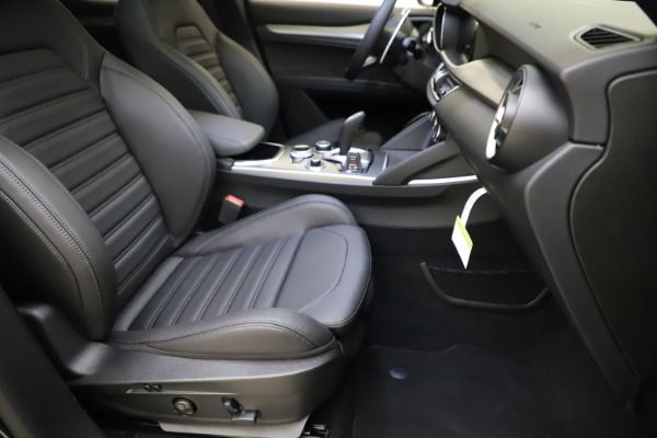 New 2021 Alfa Romeo Stelvio Ti Sport Q4 for sale $56,450 at Maserati of Westport in Westport CT 06880 24