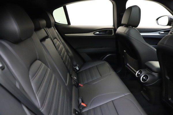 New 2021 Alfa Romeo Stelvio Ti Sport Q4 for sale $56,450 at Maserati of Westport in Westport CT 06880 27