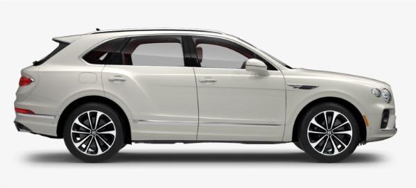 New 2021 Bentley Bentayga Hybrid for sale Call for price at Maserati of Westport in Westport CT 06880 2