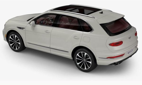 New 2021 Bentley Bentayga Hybrid for sale Call for price at Maserati of Westport in Westport CT 06880 4