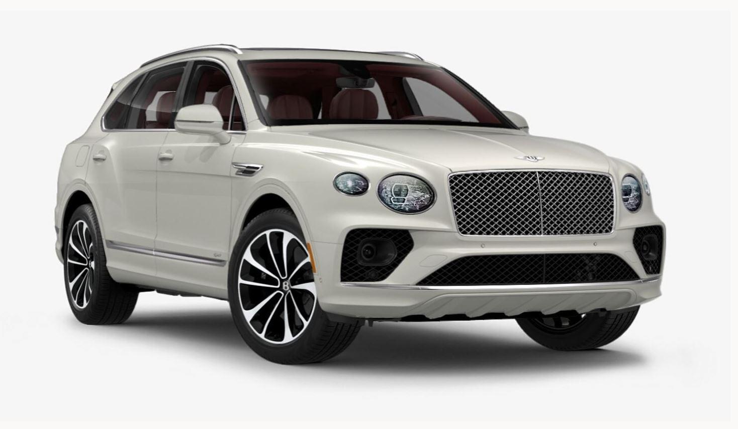 New 2021 Bentley Bentayga Hybrid for sale Call for price at Maserati of Westport in Westport CT 06880 1