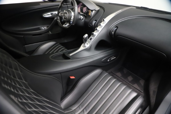 Used 2018 Bugatti Chiron for sale Call for price at Maserati of Westport in Westport CT 06880 19