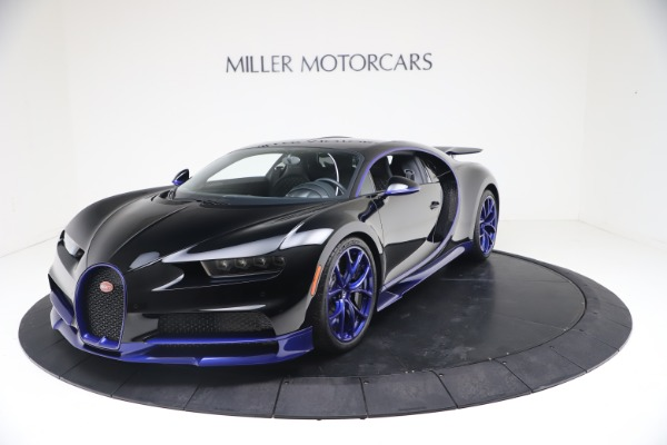 Used 2018 Bugatti Chiron for sale Call for price at Maserati of Westport in Westport CT 06880 2