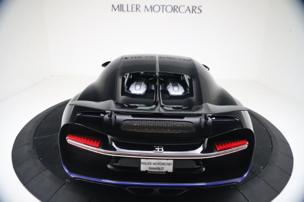 Used 2018 Bugatti Chiron for sale Call for price at Maserati of Westport in Westport CT 06880 26