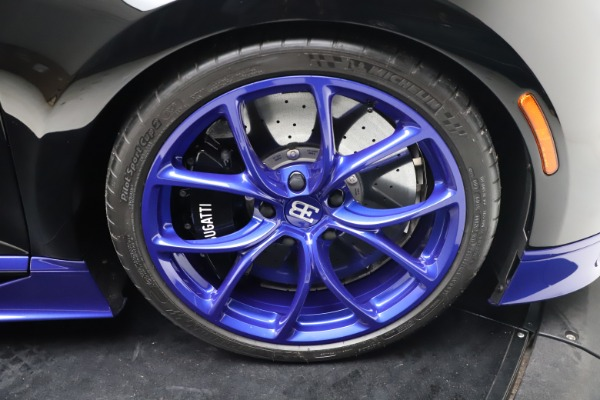Used 2018 Bugatti Chiron for sale Call for price at Maserati of Westport in Westport CT 06880 28