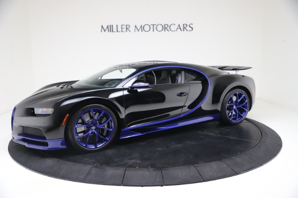 Used 2018 Bugatti Chiron for sale Call for price at Maserati of Westport in Westport CT 06880 1