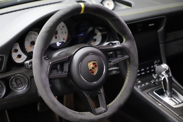 Used 2019 Porsche 911 GT2 RS for sale Sold at Maserati of Westport in Westport CT 06880 17