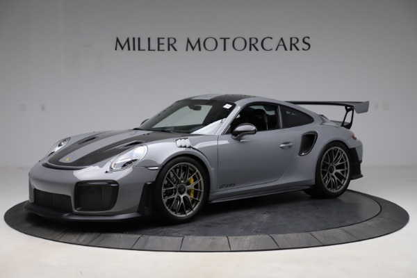 Used 2019 Porsche 911 GT2 RS for sale Sold at Maserati of Westport in Westport CT 06880 2