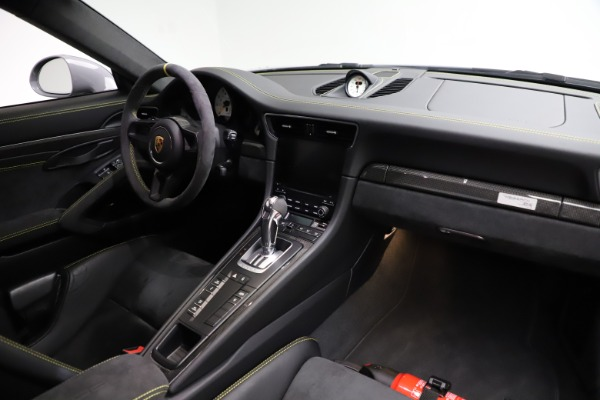 Used 2019 Porsche 911 GT2 RS for sale Sold at Maserati of Westport in Westport CT 06880 21