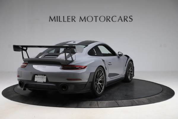 Used 2019 Porsche 911 GT2 RS for sale Sold at Maserati of Westport in Westport CT 06880 7