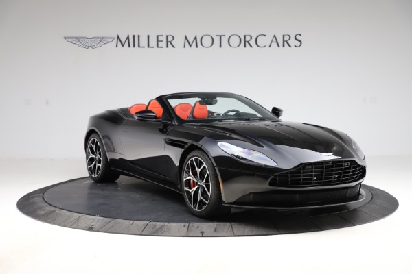Used 2019 Aston Martin DB11 Volante Volante for sale $204,900 at Maserati of Westport in Westport CT 06880 10