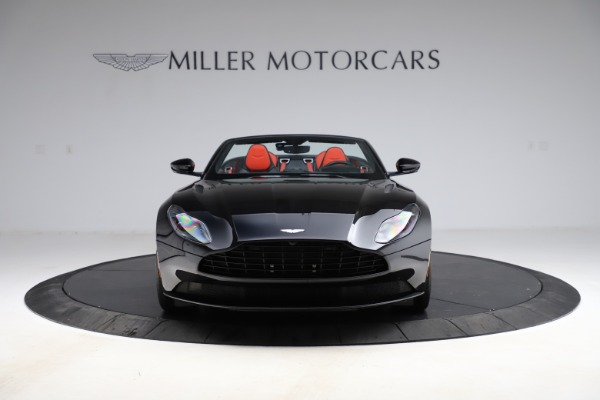 Used 2019 Aston Martin DB11 Volante for sale $209,990 at Maserati of Westport in Westport CT 06880 11