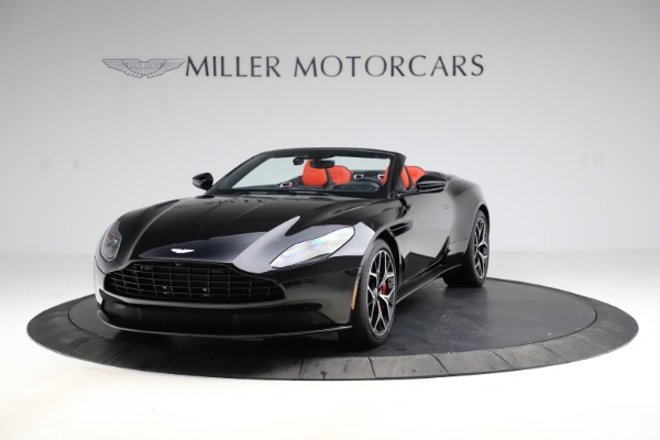 Used 2019 Aston Martin DB11 Volante Volante for sale $204,900 at Maserati of Westport in Westport CT 06880 12