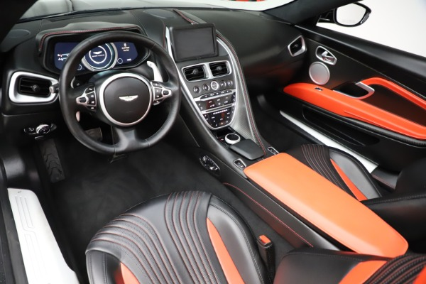 Used 2019 Aston Martin DB11 Volante Volante for sale $204,900 at Maserati of Westport in Westport CT 06880 13