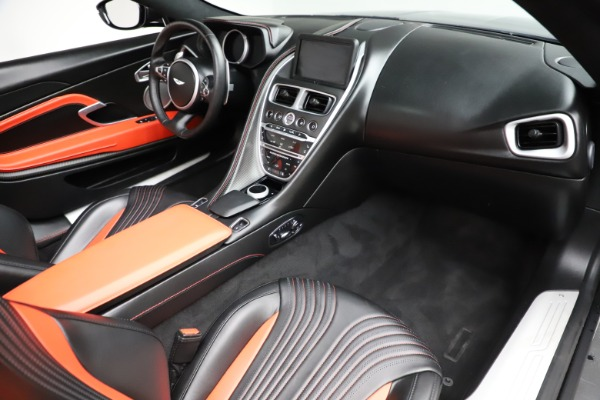 Used 2019 Aston Martin DB11 Volante Volante for sale $204,900 at Maserati of Westport in Westport CT 06880 20