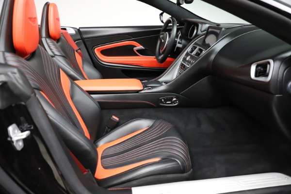 Used 2019 Aston Martin DB11 Volante for sale $209,990 at Maserati of Westport in Westport CT 06880 21