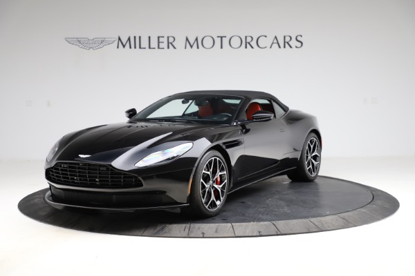 Used 2019 Aston Martin DB11 Volante Volante for sale $204,900 at Maserati of Westport in Westport CT 06880 23