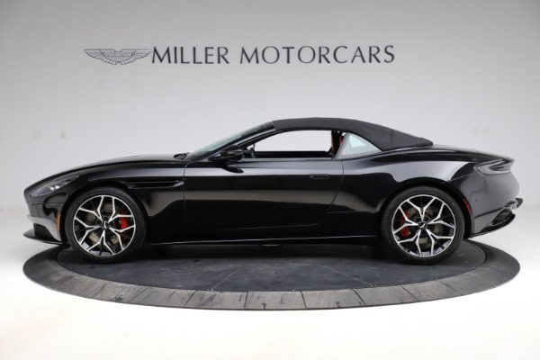 Used 2019 Aston Martin DB11 Volante for sale $209,990 at Maserati of Westport in Westport CT 06880 24