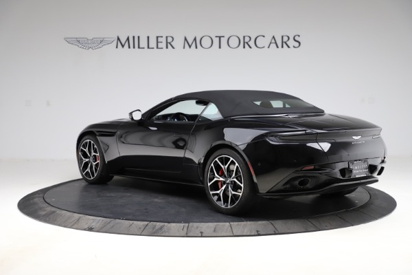 Used 2019 Aston Martin DB11 Volante Volante for sale $204,900 at Maserati of Westport in Westport CT 06880 25