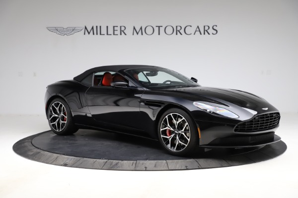 Used 2019 Aston Martin DB11 Volante Volante for sale $204,900 at Maserati of Westport in Westport CT 06880 28
