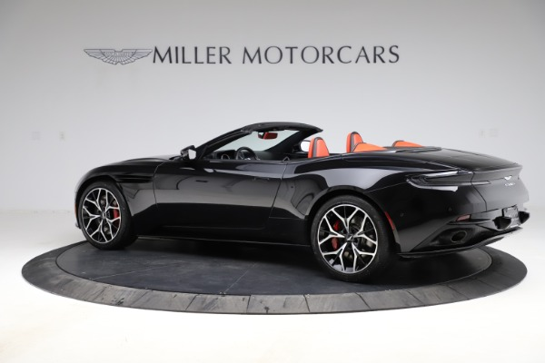 Used 2019 Aston Martin DB11 Volante Volante for sale $204,900 at Maserati of Westport in Westport CT 06880 3