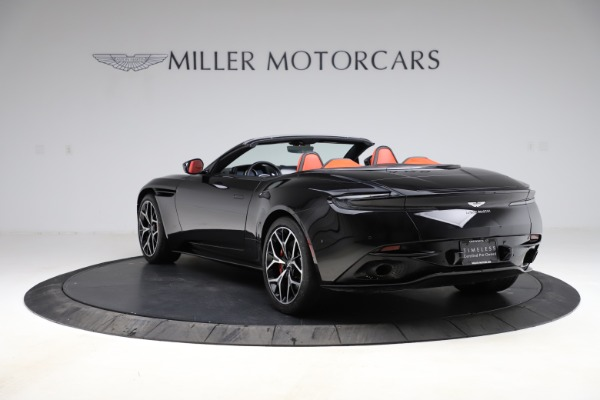 Used 2019 Aston Martin DB11 Volante Volante for sale $204,900 at Maserati of Westport in Westport CT 06880 4