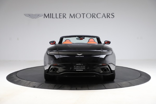 Used 2019 Aston Martin DB11 Volante Volante for sale $204,900 at Maserati of Westport in Westport CT 06880 5