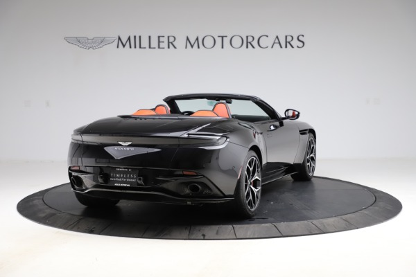 Used 2019 Aston Martin DB11 Volante Volante for sale $204,900 at Maserati of Westport in Westport CT 06880 6