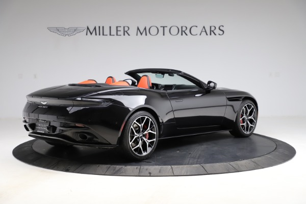 Used 2019 Aston Martin DB11 Volante Volante for sale $204,900 at Maserati of Westport in Westport CT 06880 7