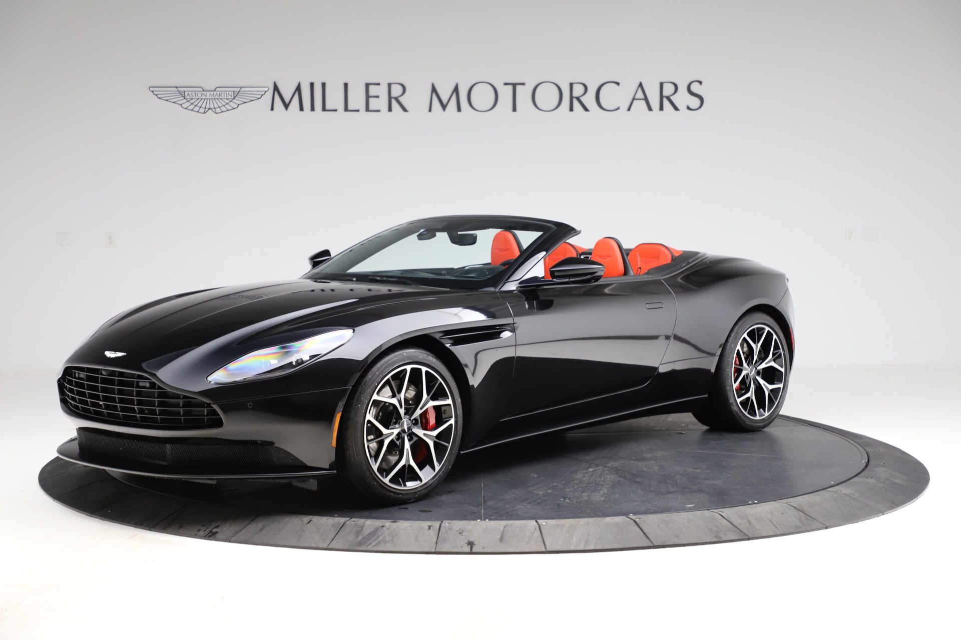 Used 2019 Aston Martin DB11 Volante Volante for sale $204,900 at Maserati of Westport in Westport CT 06880 1