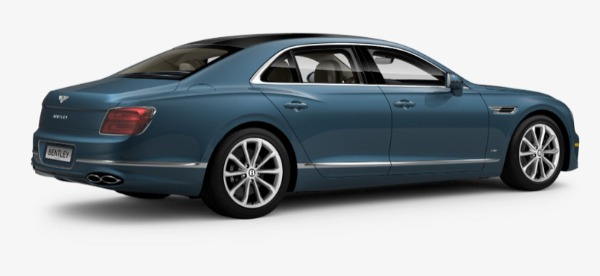 New 2021 Bentley Flying Spur V8 for sale $226,725 at Maserati of Westport in Westport CT 06880 3