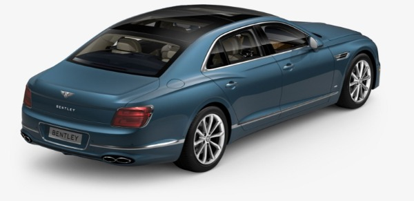 New 2021 Bentley Flying Spur V8 for sale $226,725 at Maserati of Westport in Westport CT 06880 4