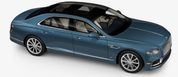 New 2021 Bentley Flying Spur V8 for sale $226,725 at Maserati of Westport in Westport CT 06880 5