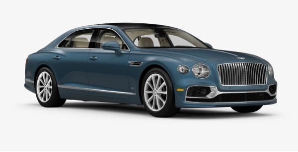New 2021 Bentley Flying Spur V8 for sale $226,725 at Maserati of Westport in Westport CT 06880 1