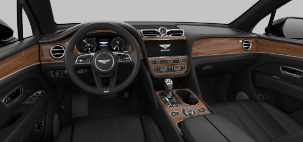 New 2021 Bentley Bentayga Hybrid V6 for sale $204,055 at Maserati of Westport in Westport CT 06880 10