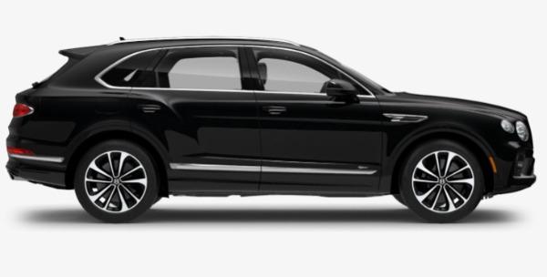 New 2021 Bentley Bentayga Hybrid V6 for sale $204,055 at Maserati of Westport in Westport CT 06880 3