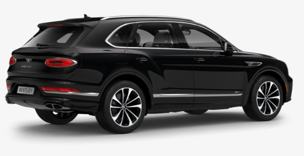 New 2021 Bentley Bentayga Hybrid V6 for sale $204,055 at Maserati of Westport in Westport CT 06880 5