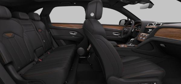 New 2021 Bentley Bentayga Hybrid V6 for sale $204,055 at Maserati of Westport in Westport CT 06880 6