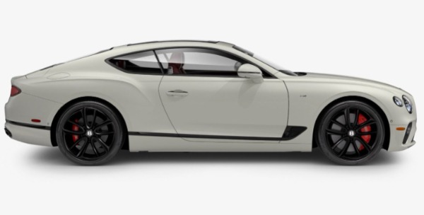 New 2021 Bentley Continental GT V8 for sale $270,170 at Maserati of Westport in Westport CT 06880 2