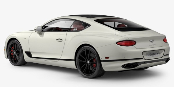 New 2021 Bentley Continental GT V8 for sale $270,170 at Maserati of Westport in Westport CT 06880 3