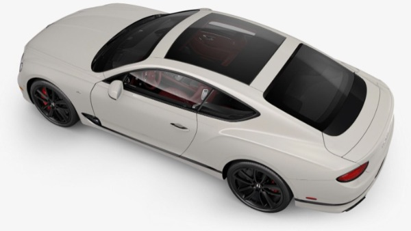 New 2021 Bentley Continental GT V8 for sale $270,170 at Maserati of Westport in Westport CT 06880 4