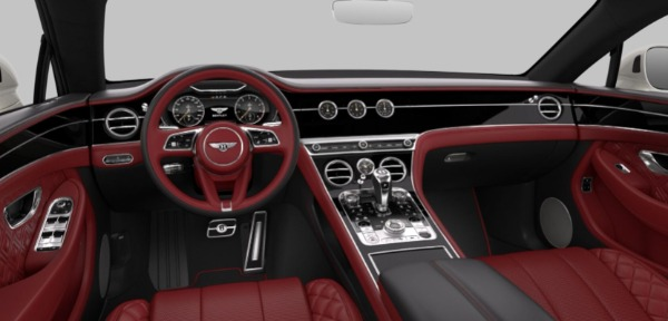 New 2021 Bentley Continental GT V8 for sale $270,170 at Maserati of Westport in Westport CT 06880 6