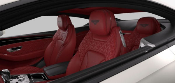 New 2021 Bentley Continental GT V8 for sale $270,170 at Maserati of Westport in Westport CT 06880 7