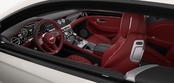 New 2021 Bentley Continental GT V8 for sale $270,170 at Maserati of Westport in Westport CT 06880 8
