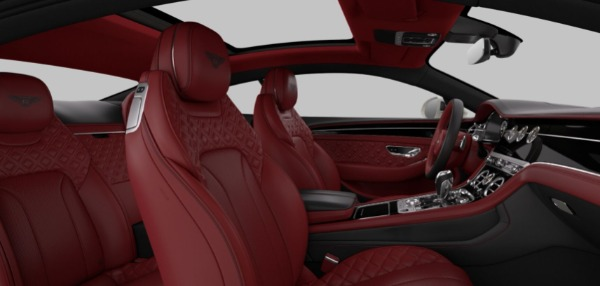 New 2021 Bentley Continental GT V8 for sale $270,170 at Maserati of Westport in Westport CT 06880 9