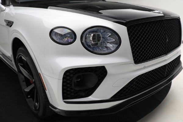 New 2021 Bentley Bentayga V8 First Edition for sale Sold at Maserati of Westport in Westport CT 06880 14