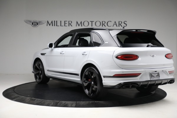 New 2021 Bentley Bentayga V8 First Edition for sale Sold at Maserati of Westport in Westport CT 06880 4