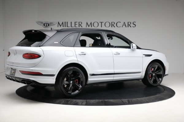 New 2021 Bentley Bentayga V8 First Edition for sale Sold at Maserati of Westport in Westport CT 06880 7